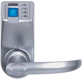Fechadura Biométrica - Biometria Digital Eletrônica Dl 1500