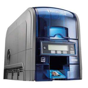 Impressora para Crachás Datacard SD260