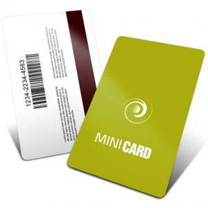 Mini Cartão de acesso