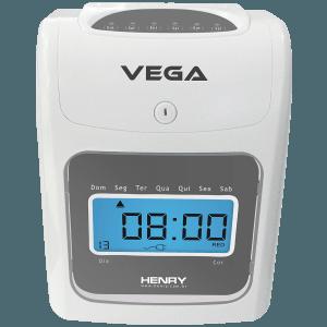 Relógio de ponto cartográfico Henry Vega