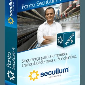Software para controle de ponto - PONTO 4 Secullum