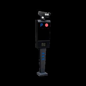 Câmera de reconhecimento de placa